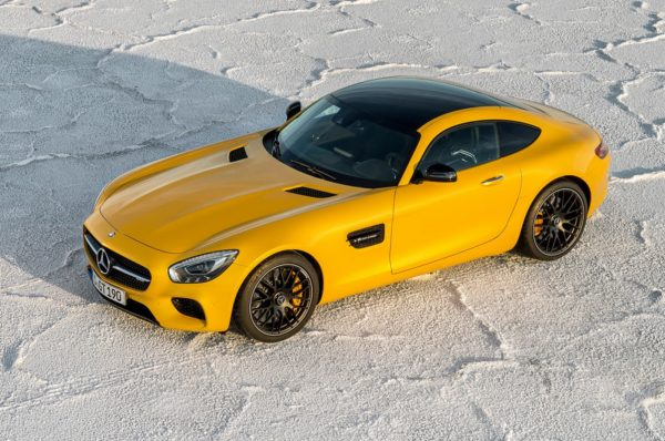 All-new 2016 Mercedes-Benz AMG GT images & details (44)