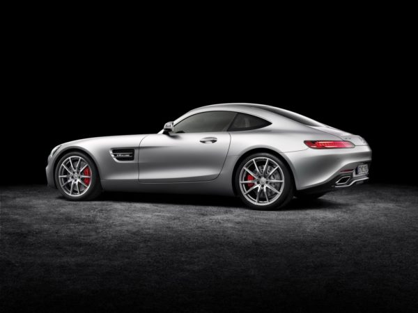 All-new 2016 Mercedes-Benz AMG GT images & details (66)