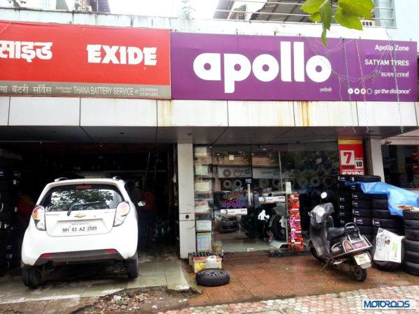 Apollo Tyres Zone Satyam Tyres (2)