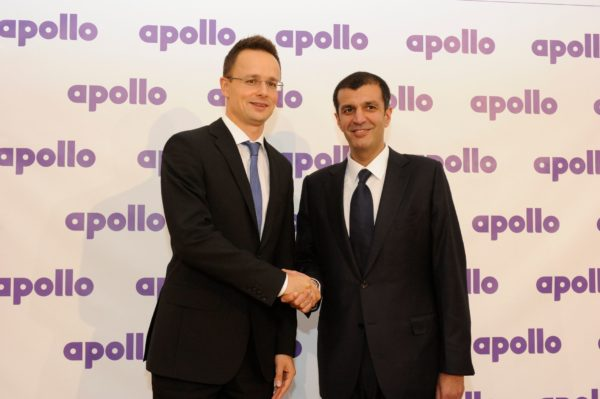 Apollo-tyres-Hungary-facility-Approved