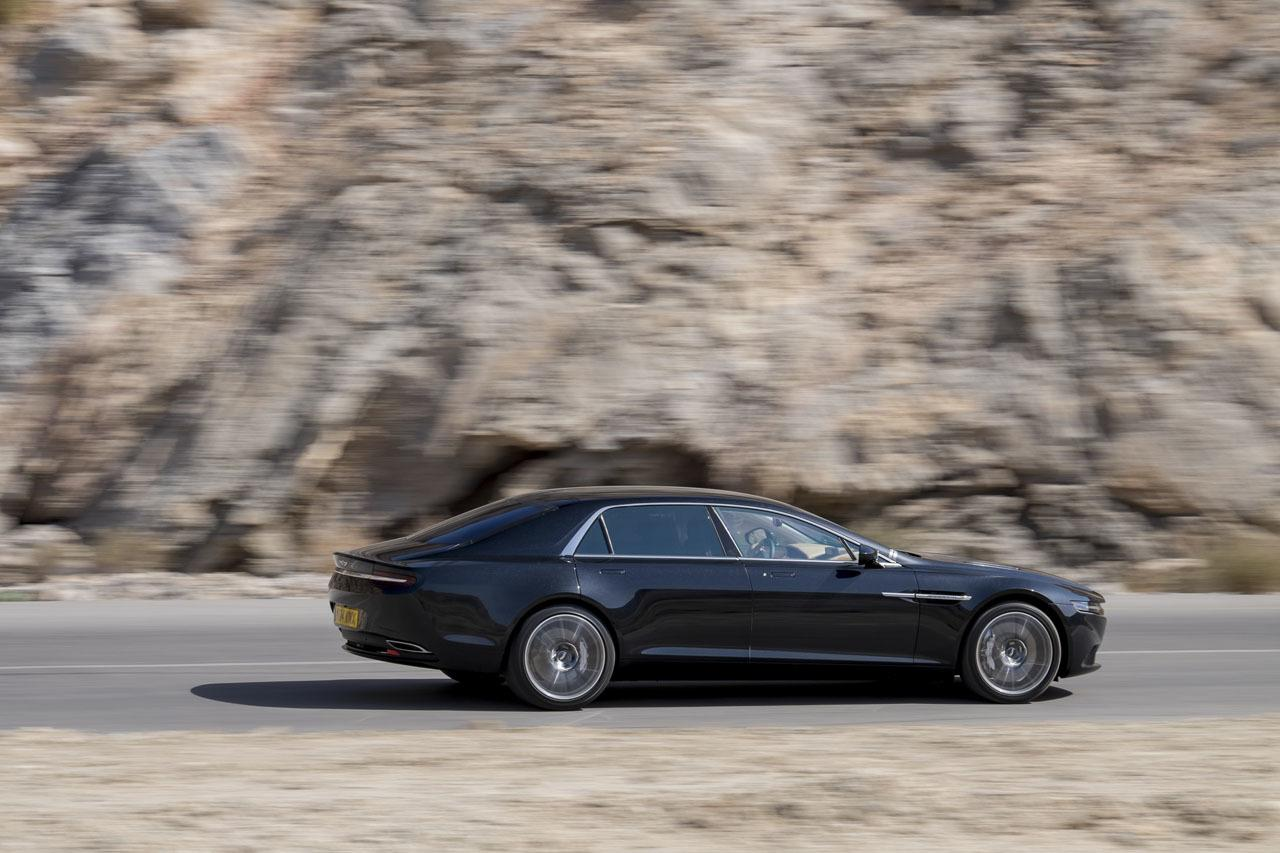 aston martin lagonda taraf launched in europe and south africa motoroids. Black Bedroom Furniture Sets. Home Design Ideas