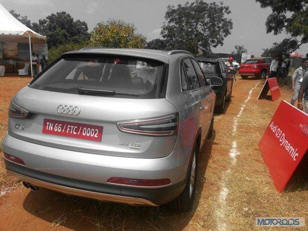 Audi Q3 Dynamic Drive (2)
