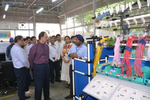 Auto component unit in Tihar Jail (2)