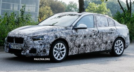 BMW 1-series spy pictures (3)
