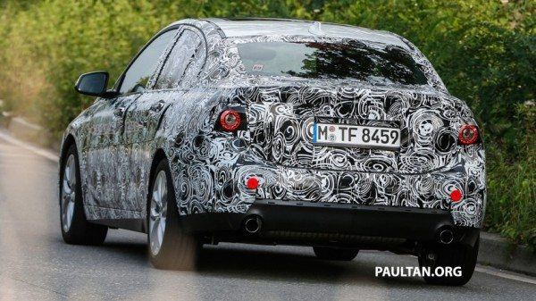 BMW 1-series spy pictures (4)