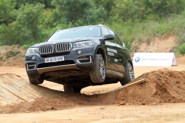 BMW Experience Tour 2014- Hyderabad chapter (1)