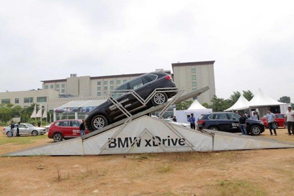 BMW Experience Tour 2014- Hyderabad chapter (2)