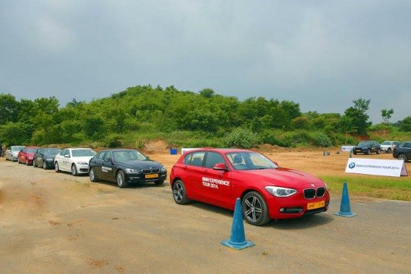 BMW Experience Tour 2014- Hyderabad chapter (3)
