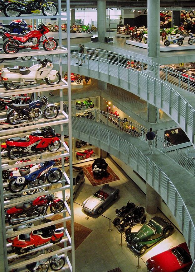 Barber Vintage Motorsports : Barber Vintage Motorsports Museum: Home to the best motorcycle ...