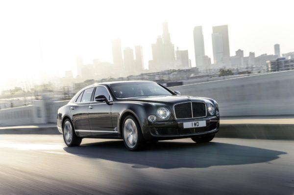 Bentley Mulsanne Speed Image 1