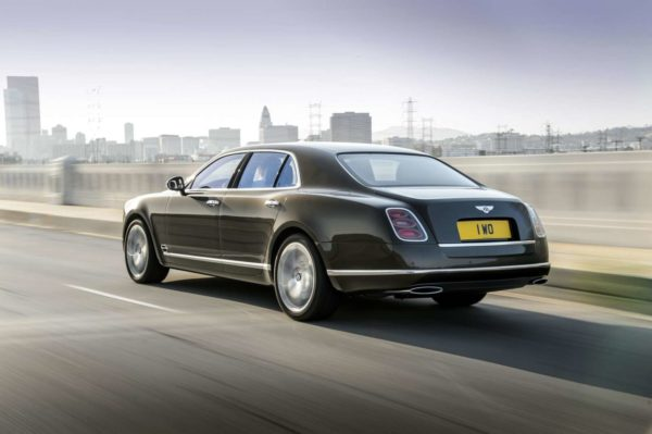 Bentley Mulsanne Speed Image 2