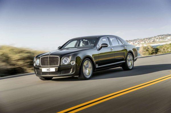 Bentley Mulsanne Speed Image 3