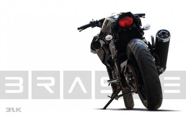 Brasse 31BLK- Insane Kawasaki Ninja 250 modification (2)