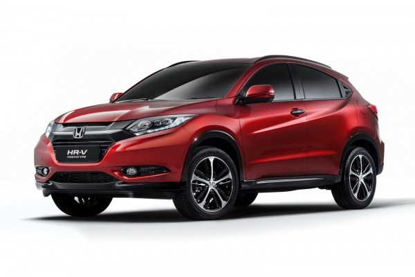 Euro-specific Honda HR-V Set for Paris Debut won't come to India (1)