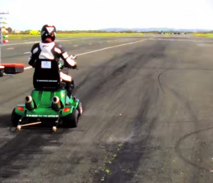 Video World 39 S Fastest Mobility Scooter Record Smashed By