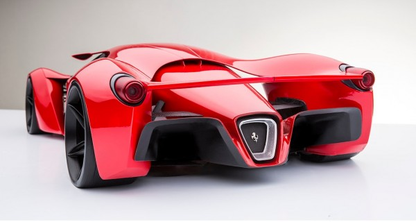 Ferrari F80 Supercar Concept dreams up LaFerrari succesor (15)