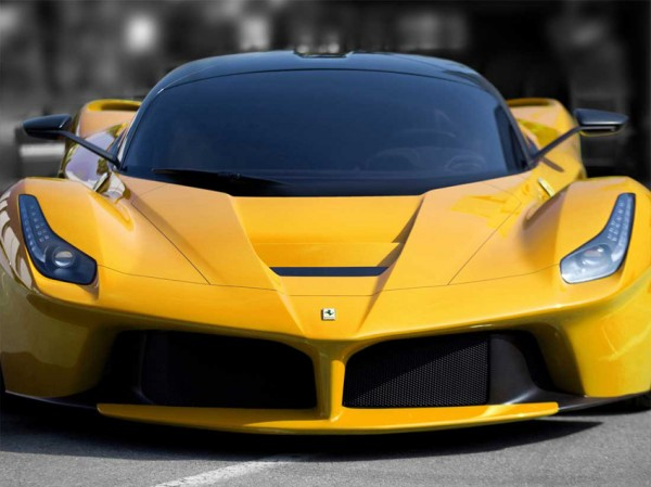 Ferrari sales
