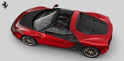 Ferrari to build six 458-based Pininfarina Sergio supercars (1)