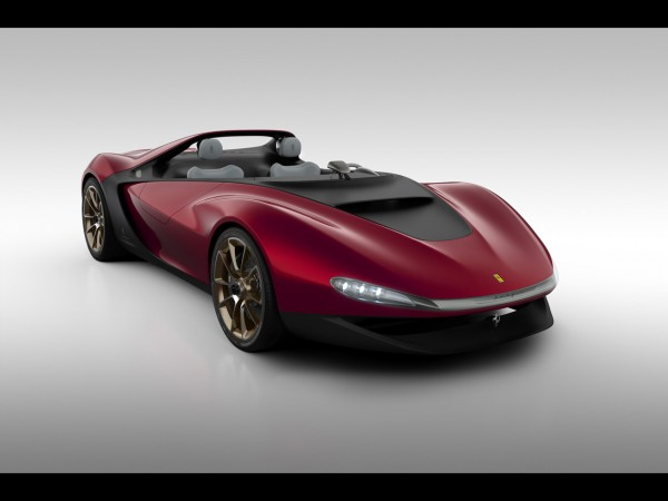 Ferrari to build six 458-based Pininfarina Sergio supercars (2)