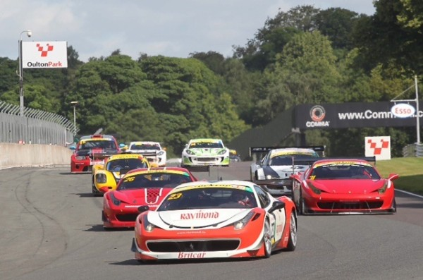 Gautam Singhania to take part in the 2014 Ferrari Challenge Trofeo Pirelli (1)