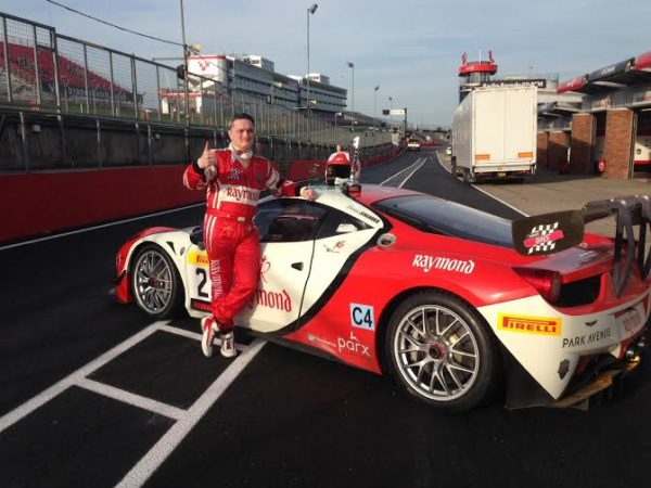 Gautam Singhania to take part in the 2014 Ferrari Challenge Trofeo Pirelli (2)