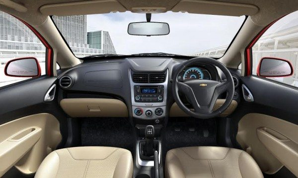 General Motors India Launches New Chevrolet SAIL Sedan & Hatchback (2)