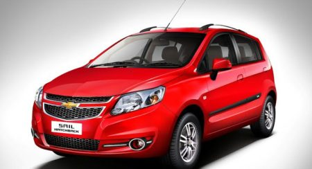 General Motors India Launches New Chevrolet SAIL Sedan & Hatchback (3)