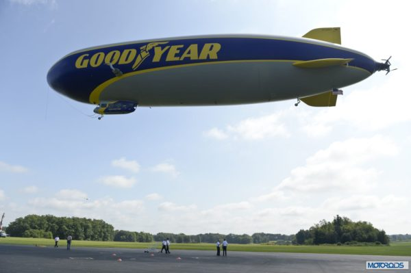 Good Year Wingfoot One Blimp (1)