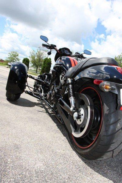 Harley-Davidson V-Rod Reverse Trike (2)