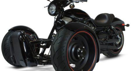 Harley-Davidson V-Rod Reverse Trike (4)