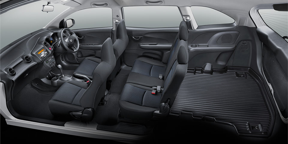 Honda Mobilio with 5 seats Launched in Thailand | Motoroids