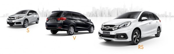 Honda Mobilio with 5 seats Launched in Thailand (4)