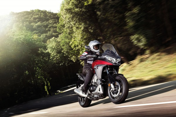 Honda VFR800X Launched Image 2