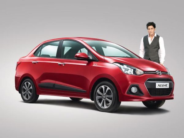 Hyundai India ropes in Shah Rukh Khan as Brand Ambassador for Xcent (1)