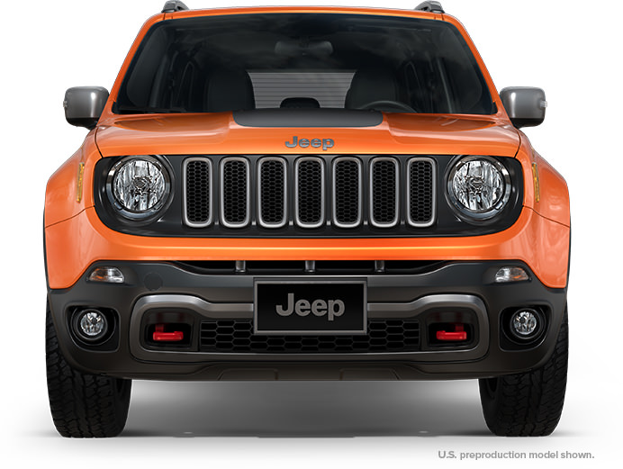 New Jeep Renegade A Compact Suv That Should Be Fiat S Perfect
