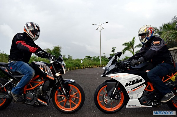 KTM Duke 390 vs KTM RC 390 Which one should you buy A ready reckoner (1)