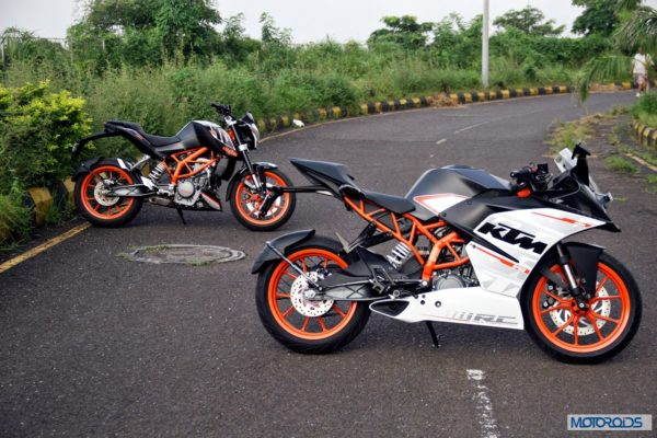 KTM Duke 390 vs KTM RC 390 Which one should you buy A ready reckoner (2)