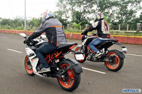 KTM Duke 390 vs KTM RC 390 Which one should you buy A ready reckoner (3)