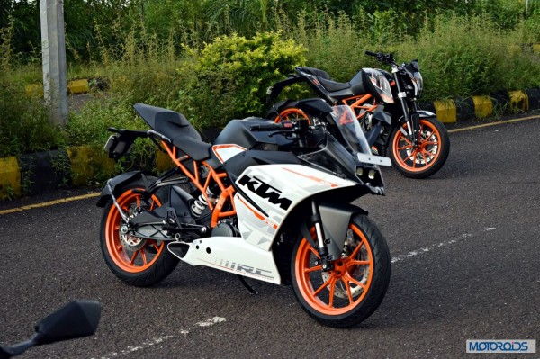 KTM Duke390 or RC390 Which one should you buy A ready reckoner (7)