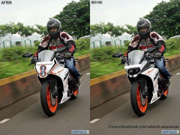 KTM RC390 re-imagined by Motoroids fan- do you like it (4)