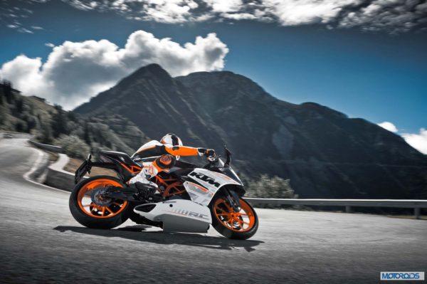 KTM Rc390 India 2