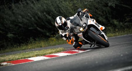 Does KTM plan to introduce slipper clutch in RC series of motorcycles?