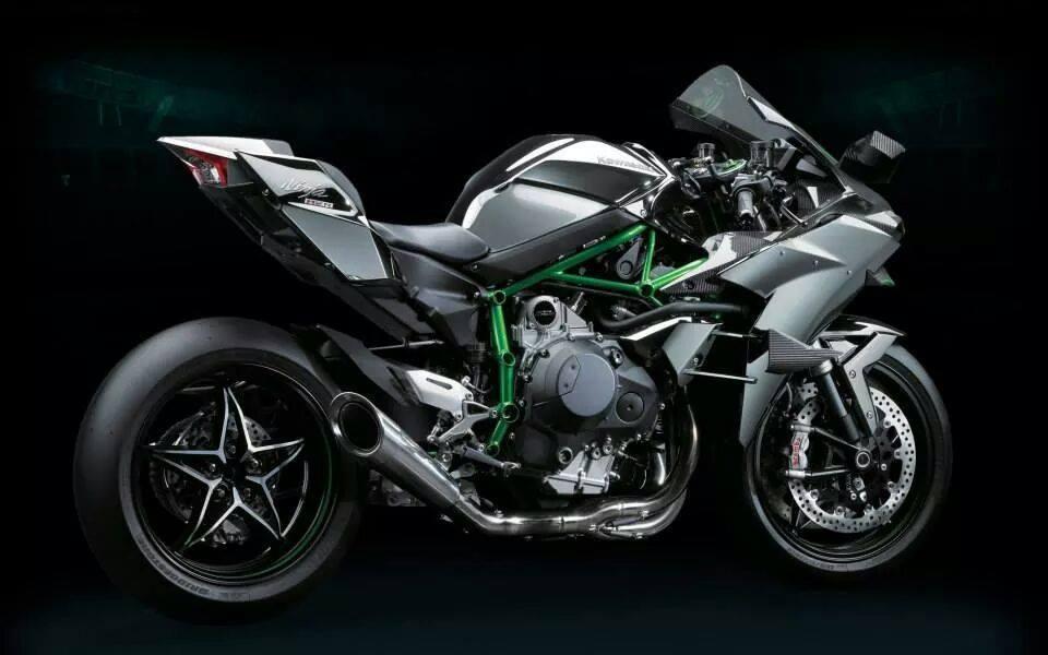 The Kawasaki Ninja H2 A Supercharged Motorcycle With Wings