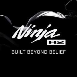 VIDEO: 2014 Kawasaki Ninja H2 teased before Intermot debut