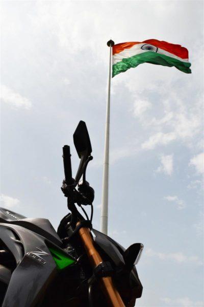 Kawasaki Z1000 India
