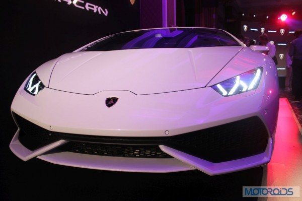 Lamborghini Huracan Launched In India All You Need To Know Motoroids