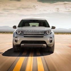Land Rover Discovery Sport scores Five Star Euro NCAP rating