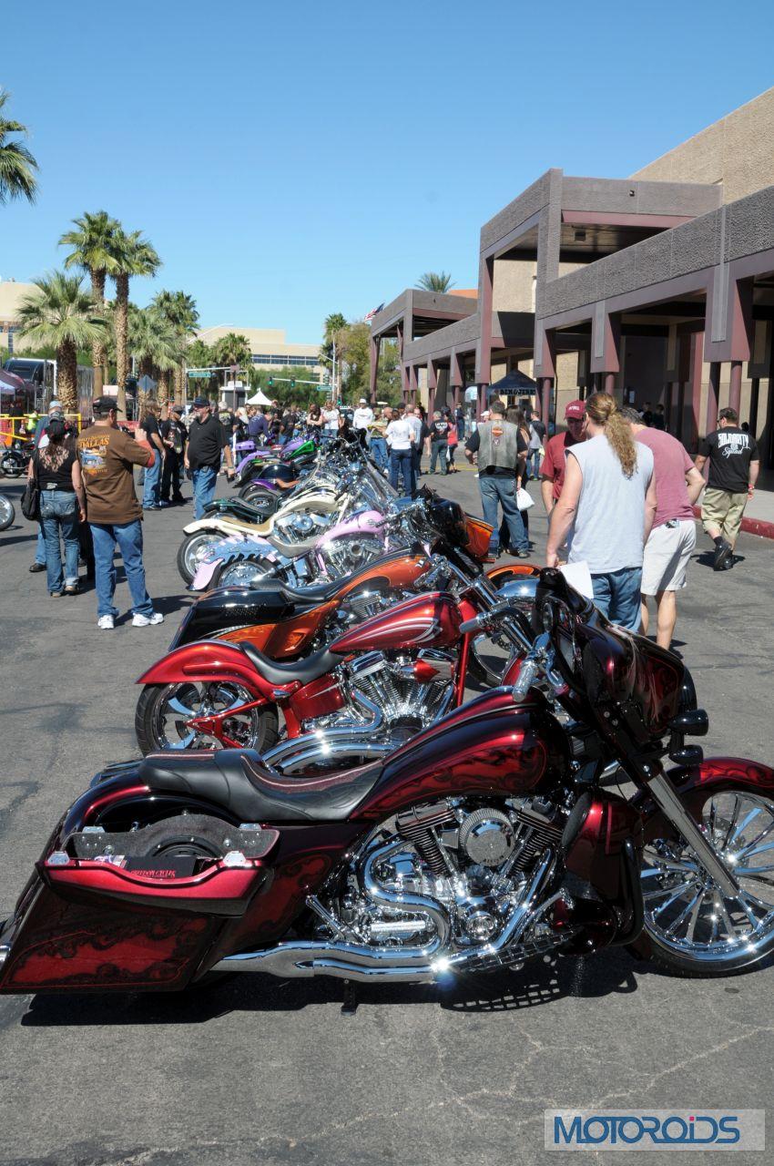 2014 Las Vegas Bikefest Scheduled From October 2 To 5