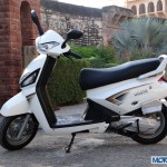 Mahindra Gusto 110 Scooter Review : Fresh Breeze