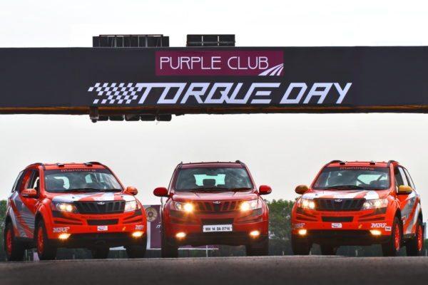 Mahindra Purple Club Torque Day